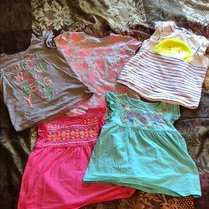 5 Girls T-shirt's 5t